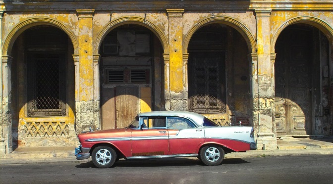 From Cuba with love…
