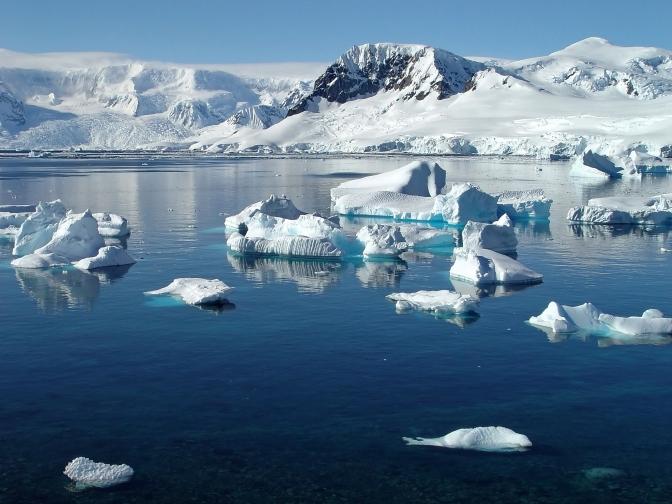 Take me to… Antarctica