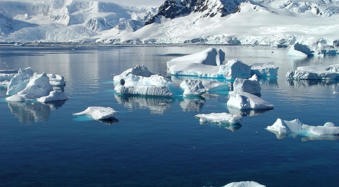 Take me to… Antarctica
