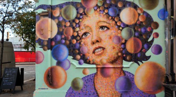 Street Art – Latin style