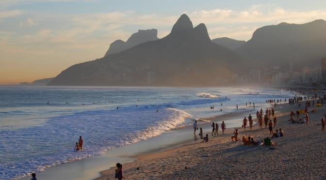 Brazil – Life's a beach.