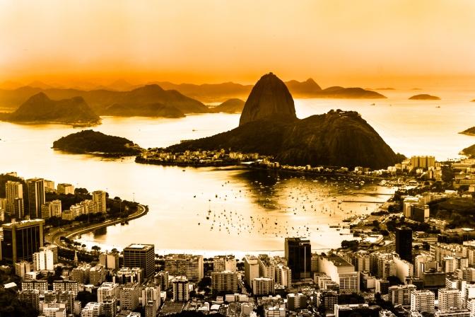 Rio de Janeiro – The hot spots