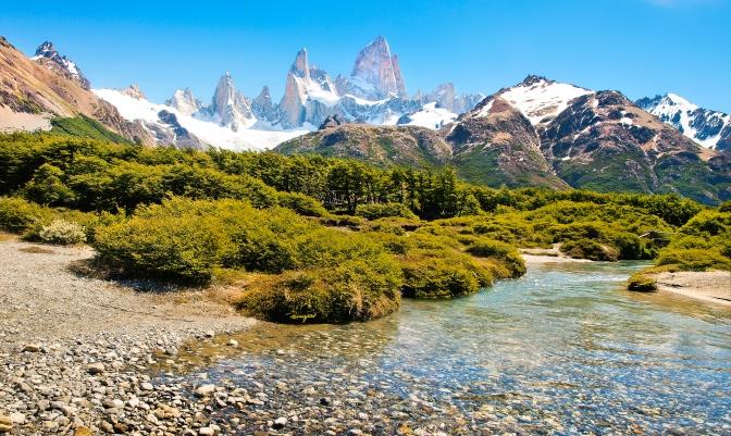 Take me to…. Patagonia